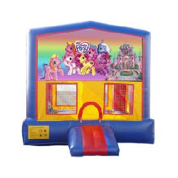 Baby Ponies 13x13