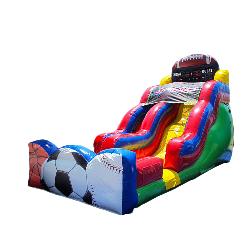 18ft Sports Water Slide