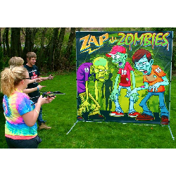 Zap the Zombies - $50
