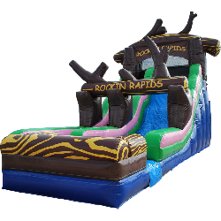 Rocking Rapids Water Slide