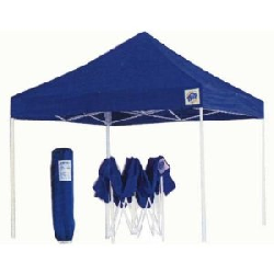 10 X 10 Easy Up Tent (Blue)