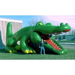 Allie the Alligator - $250