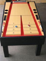 Shuffle Board Tables (half court)