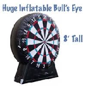 Inflatable Dart Board