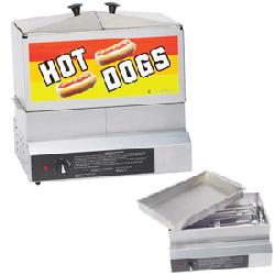 Hotdog Steamer - $45