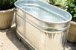 Stock Tank 23 x 46 x 2'