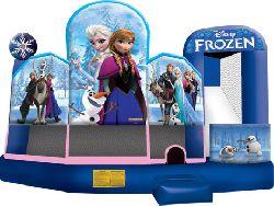 Frozen 5 in 1 Combo