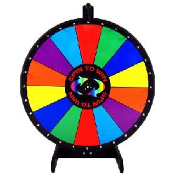 36in. Prize Wheel