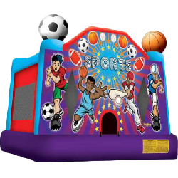 Sports USA Bounce House