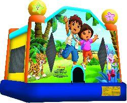 Dora and Diego Jumper
