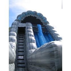 Giant Rock Slide