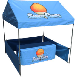Snow Cone Booth