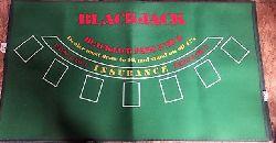 Blackjack Mat - $25