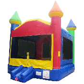 Full Size Castle Bounce House