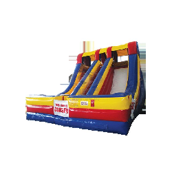 Double Lane Accelerator Slide - $695