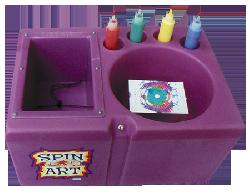 SPIN ART - SINGLE