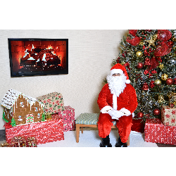 Santa Claus Appearance
