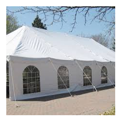 Tent Sides- Cathedral 20 ft