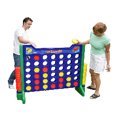 Giant Connect 4 Epic Party Team