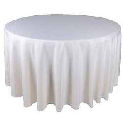 60 inch round table skirting