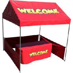 Welcome Booth