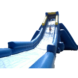 Hippo Water Slide incl staff
