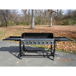 Large Grill (propane not included) - $75