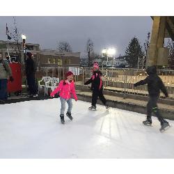 Iceless Skating Rink - $2000