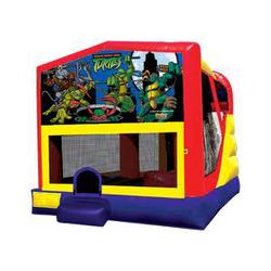 Ninja Turtles 4-1