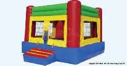 Garage/Indoor/Outdoor Bounce House