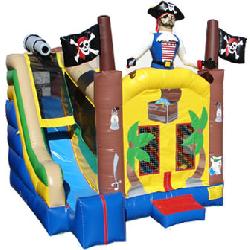 Pirate Bounce Combo