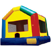 15x15 Fun House/Bounce House