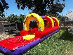 Slip N Dip Water Slide