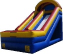 Obstacle Courses and Giant Dry Slide