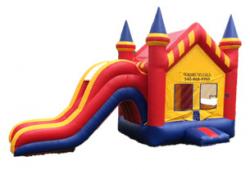 Rainbow Castle Combo
