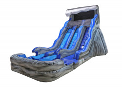 17 Rockin Wave Dual Slide nowm 1 1611503698 20' Rockin Dual Water Slide
