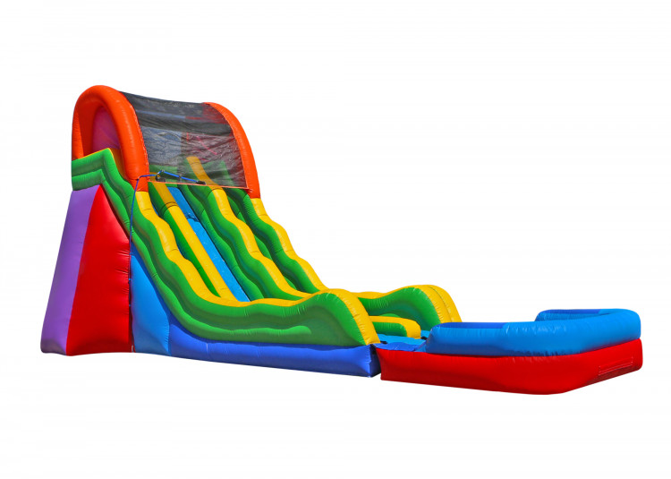 the best adult water slide