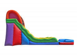 20 Fun Dual Slide nowm 1 1611502080 20' Fun Dual Water Slide