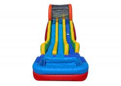 20 Fun Dual Slide nowm 2 1611502080 20' Fun Dual Water Slide