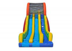 20 Fun Dual Slide nowm 5 1611519456 20' Fun Dual Dry Slide