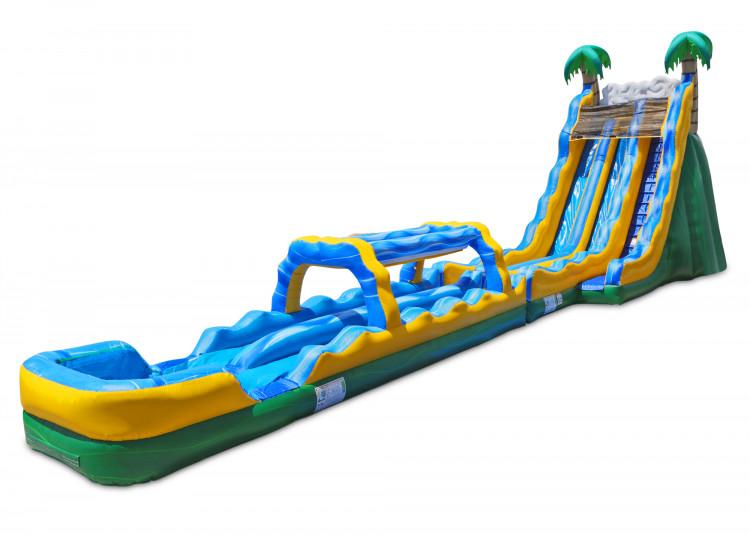 adult water slide Jennings, LA
