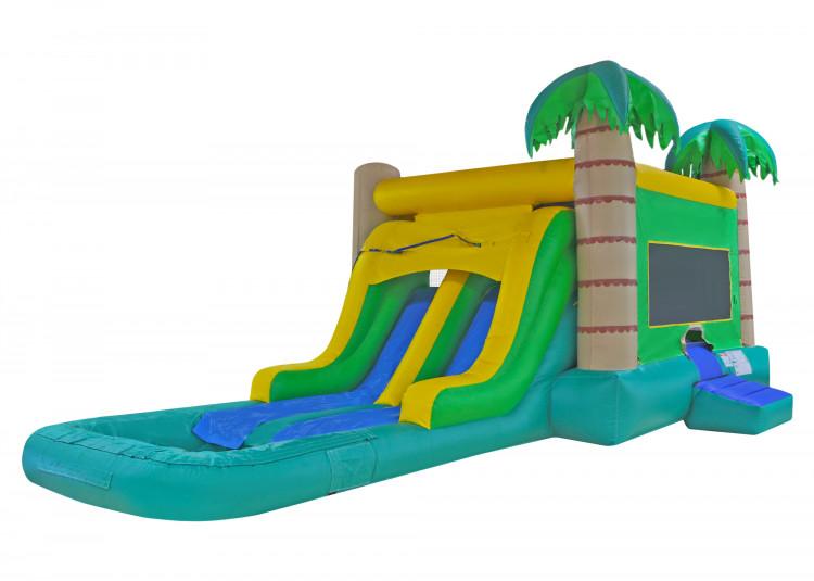 top notch adult water slide