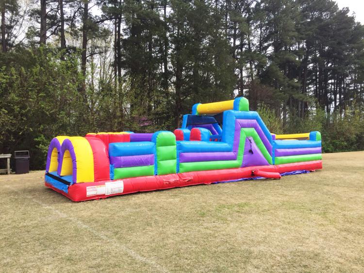 #1 bouncy castle hire