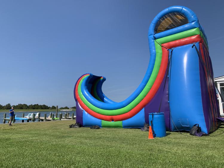 water slide rental Durham, NC