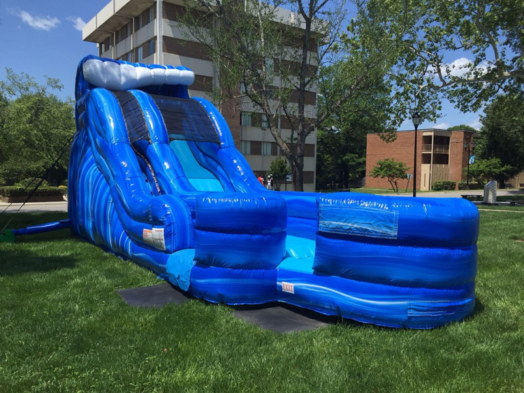top notch water slide rental Cary, NC