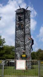 Climbing Wall - 28' Tall