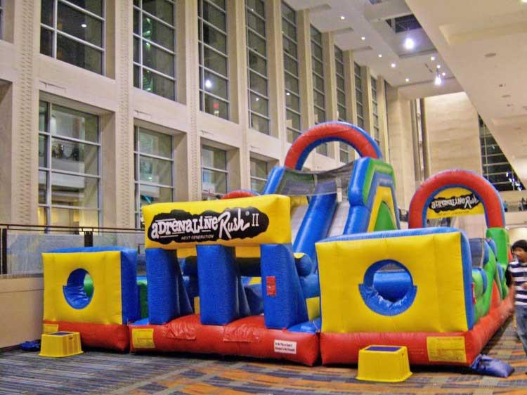 the best inflatables rentals Durham, NC