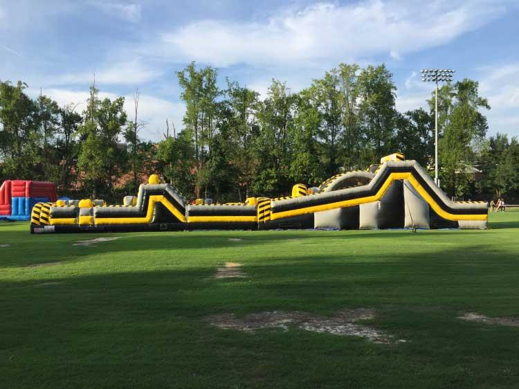 the best bouncy castle hire