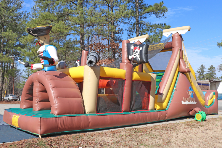 the best bounce house rental Raleigh, NC