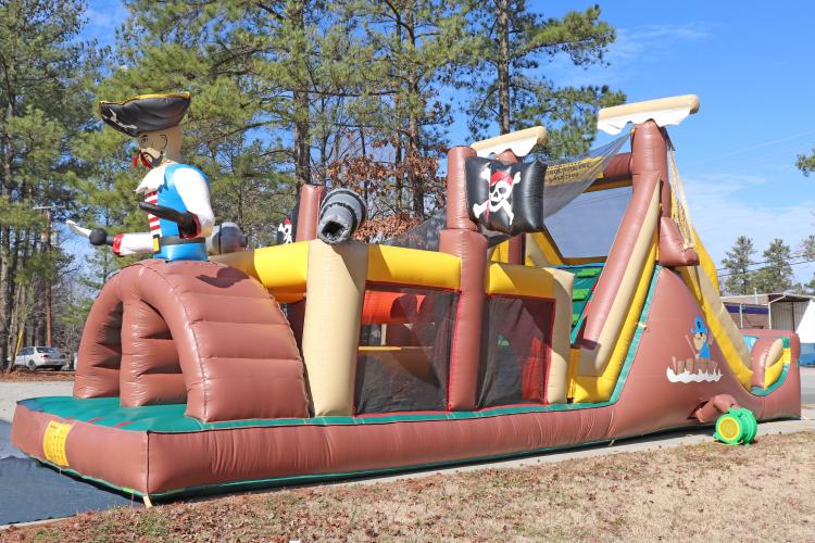 top notch inflatables rentals Durham, NC